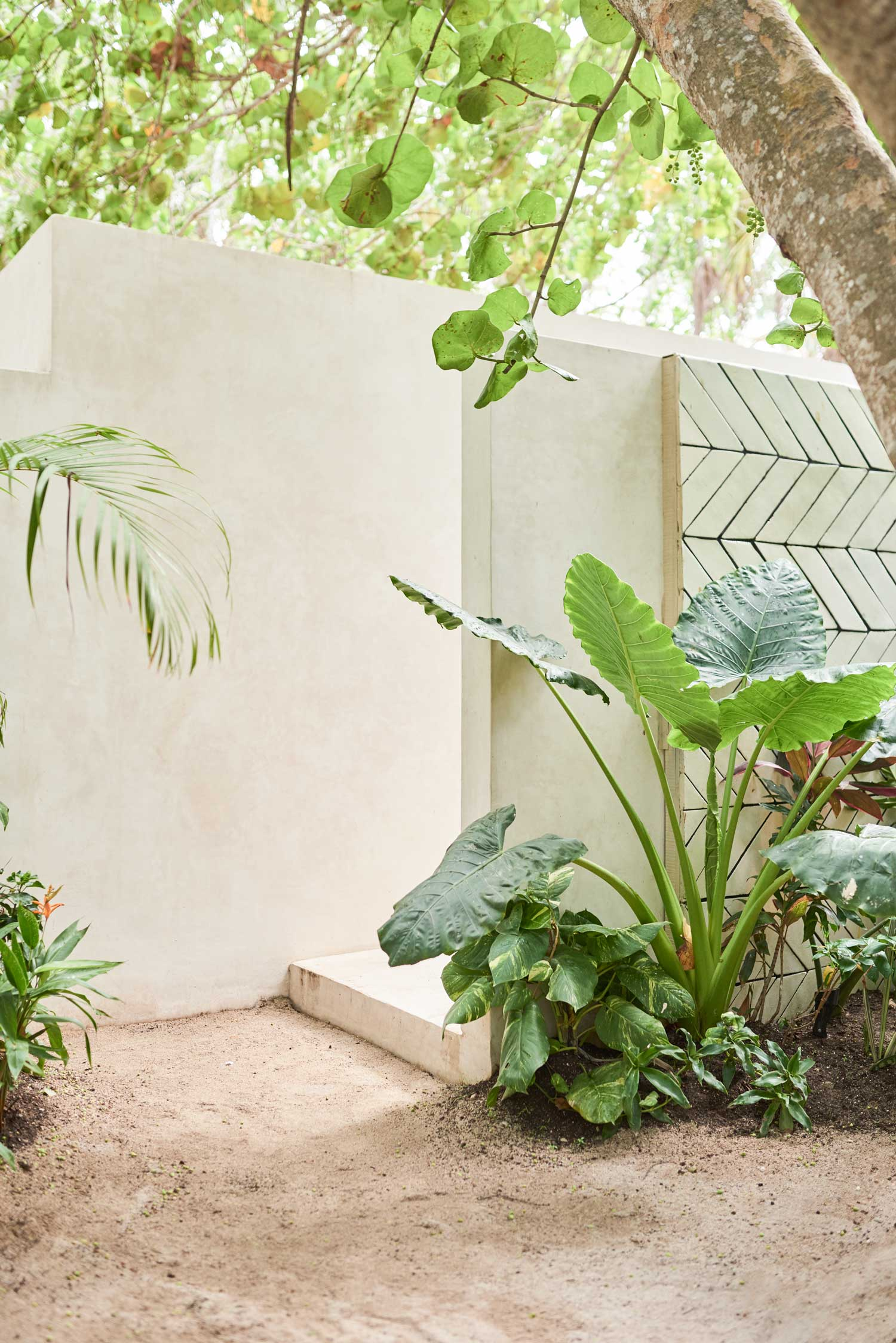 Noma Restaruant Tulum photographed by Brooke Holm | Yellowtrace