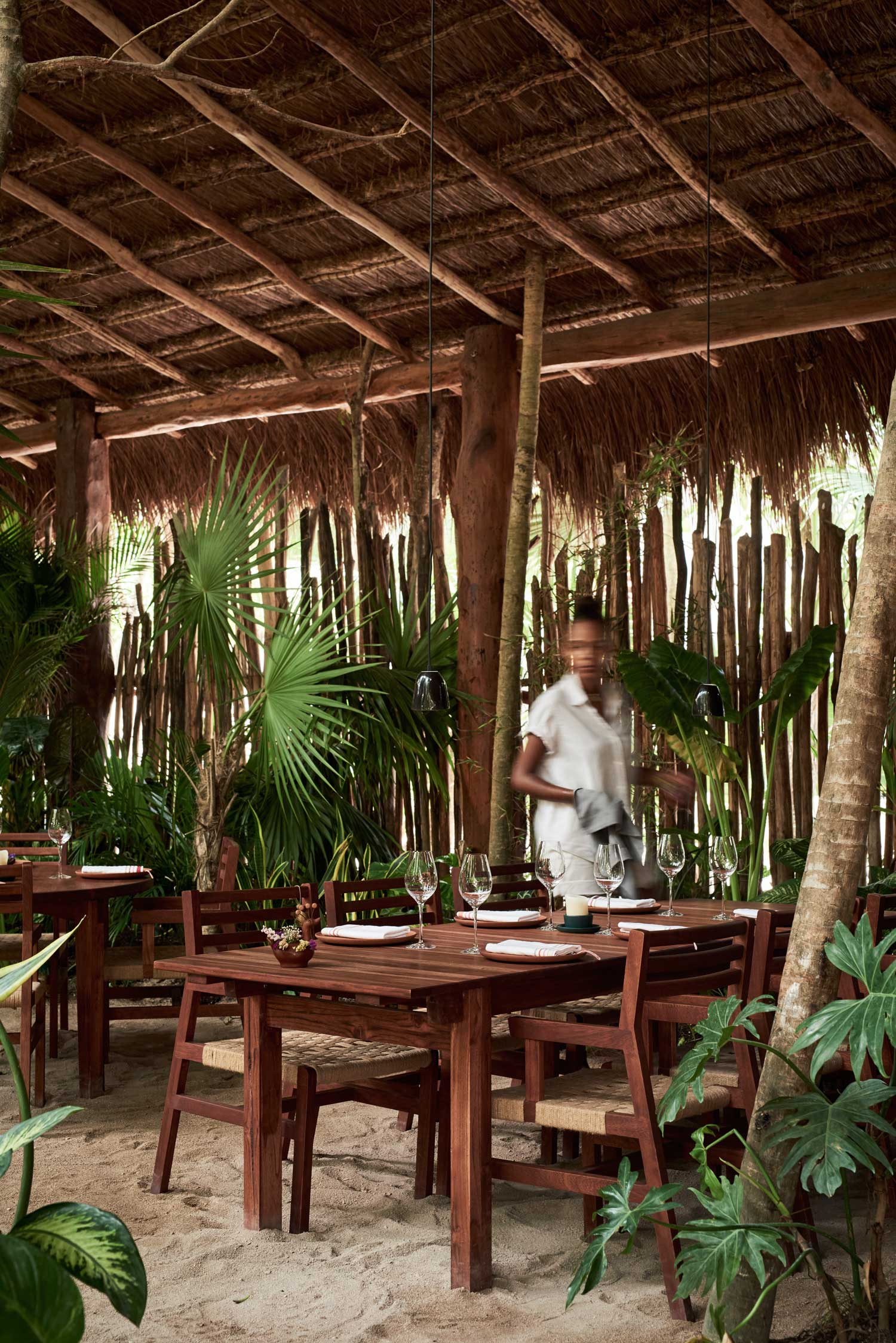 Noma Restaruant Tulum photographed by Brooke Holm   Yellowtrace