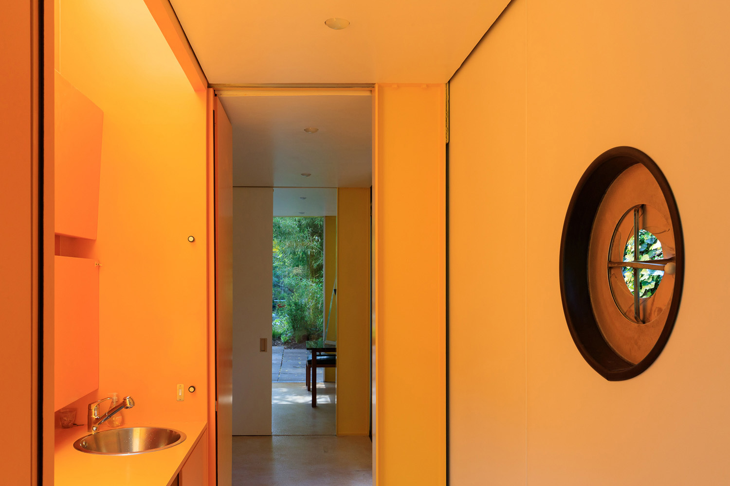 Richard Rogers' 1960 House Renovated by Philip Gumuchdjian