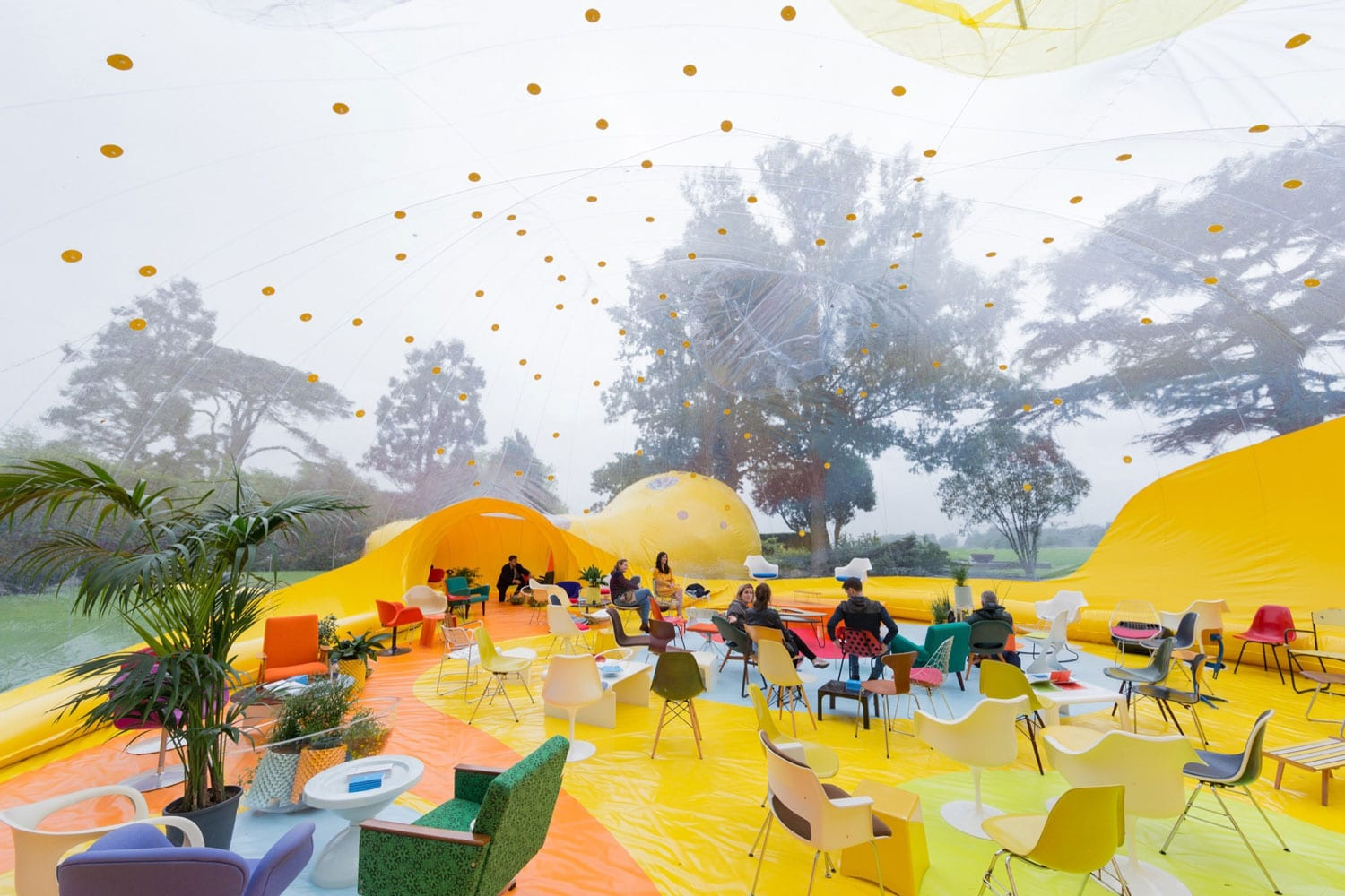 Second Dome by DOSIS   Yellowtrace