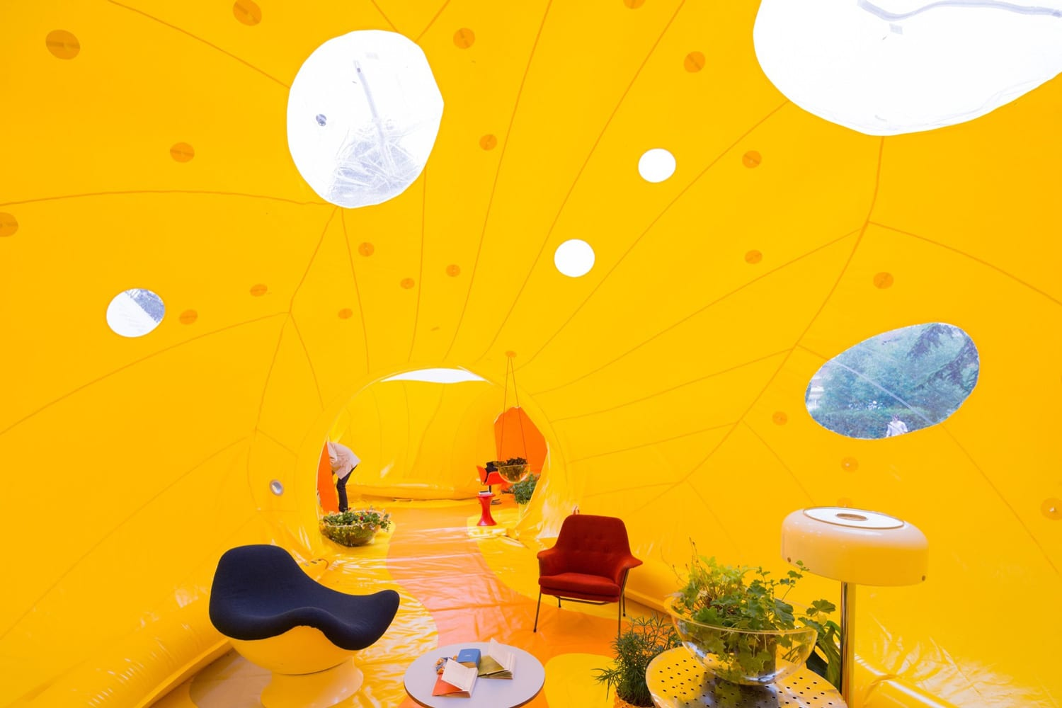 Second Dome by DOSIS | Yellowtrace