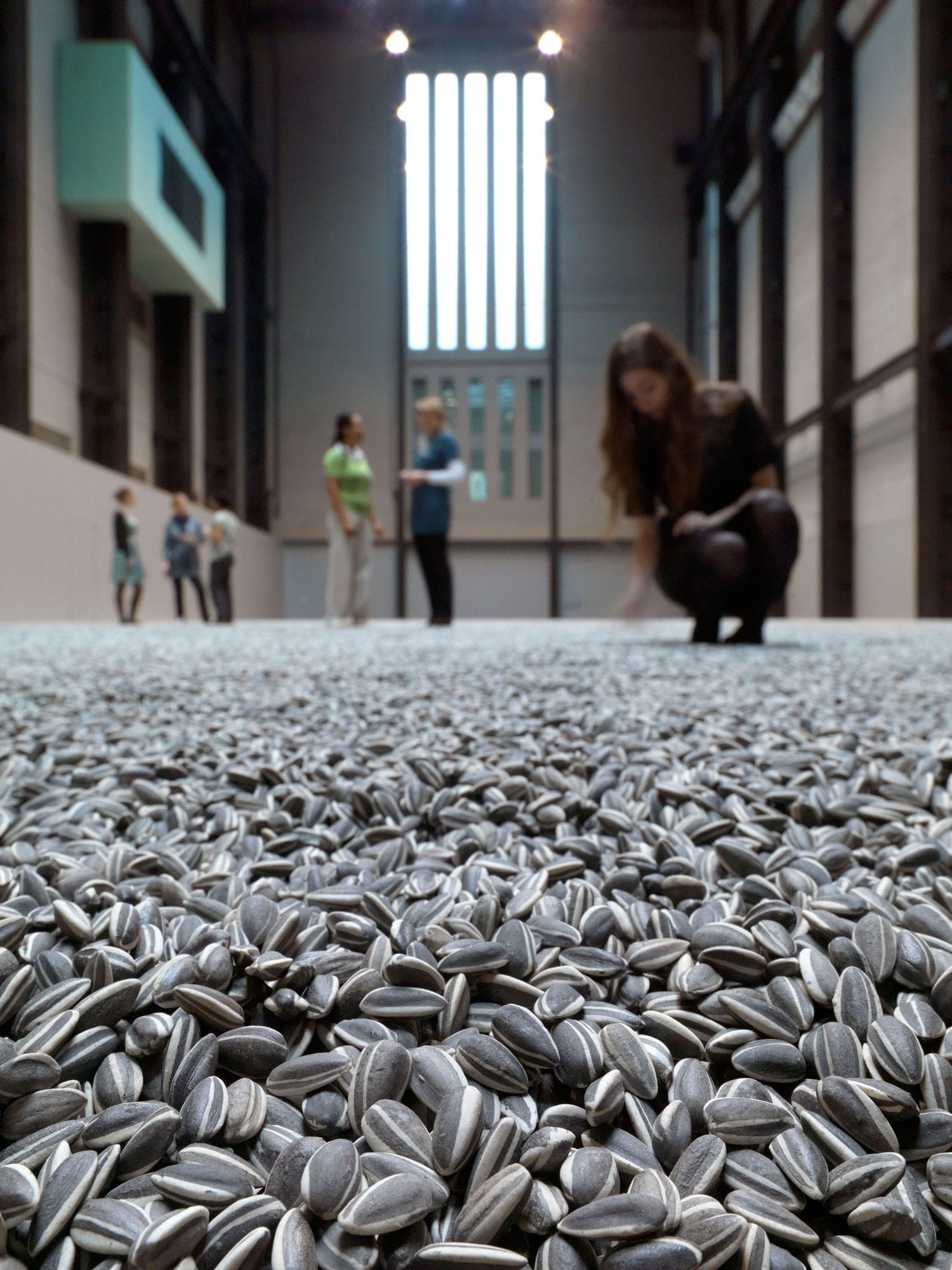 Sunflower Seeds Installation Art by Ai Weiwei | Yellowtrace