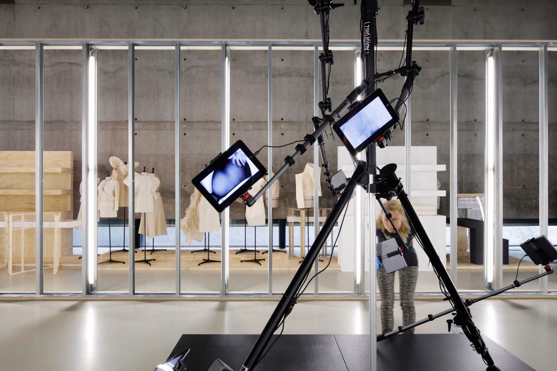 Temporary Fashion Museum Rotterdam by Studio Makkink Bey   Yellowtrace