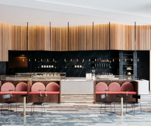 Toby's Estate Cafe in Darling Square, Sydney by Studio Tate | Yellowtrace
