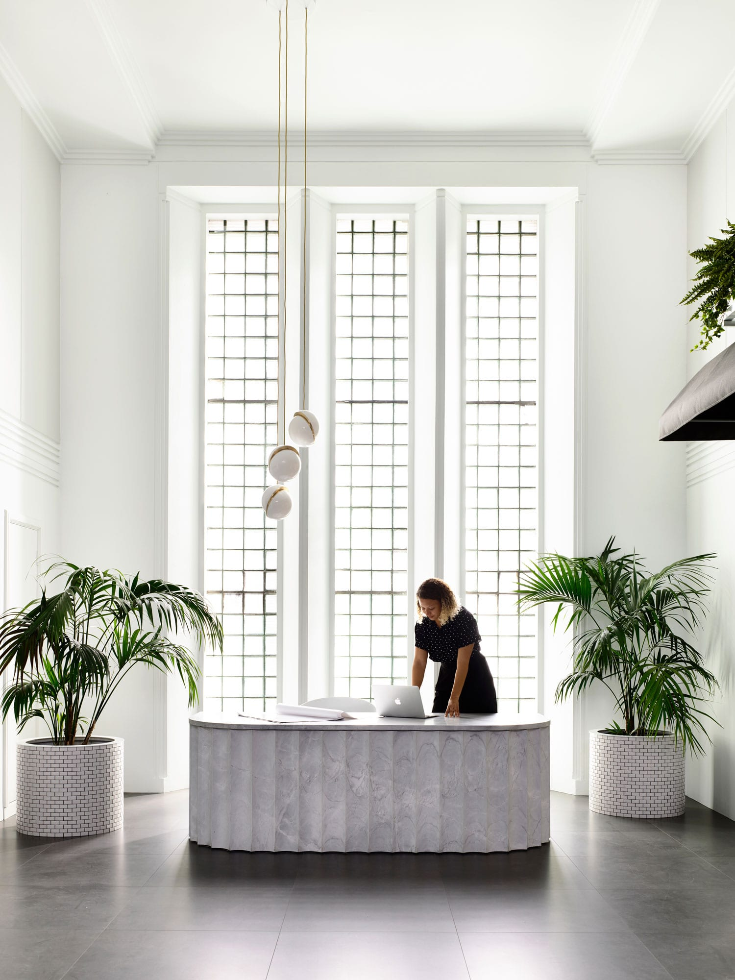 Artedomus Sydney Showroom by The Stella Collective & Thomas Coward | Yellowtrace