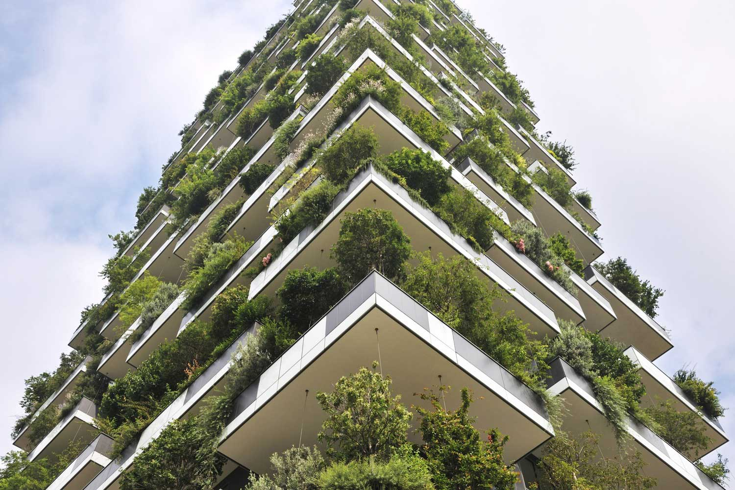 Bosco Verticale by Boeri Studio | Yellowtrace