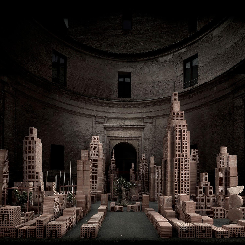 Bricks Decoded: The Minimal City by Matteo Mezzadri   Yellowtrace