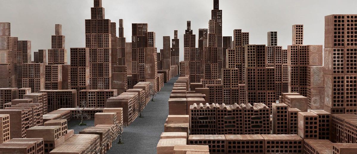 Brickworks #1: The Minimal City by Matteo Mezzadri | Yellowtrace
