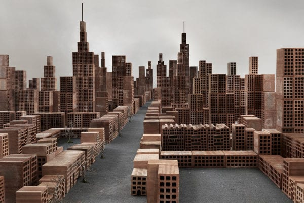 Brickworks #1: The Minimal City by Matteo Mezzadri | Yellowtrace