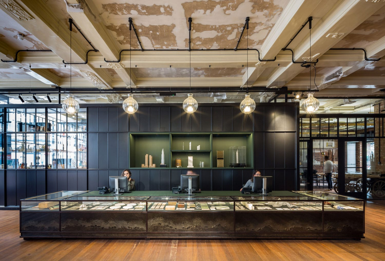 The Department Store by Squire and Partners | Yellowtrace