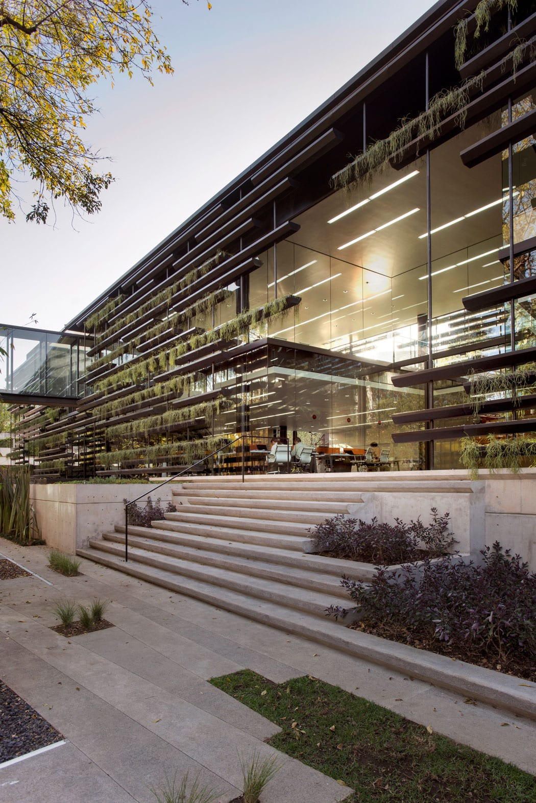 Falcon Headquarters 2 by Rojkind Arquitectos + Gabriela Etchegaray | Yellowtrace