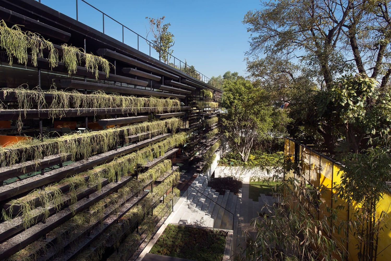 Falcon Headquarters 2 by Rojkind Arquitectos + Gabriela Etchegaray | Yellowtrace