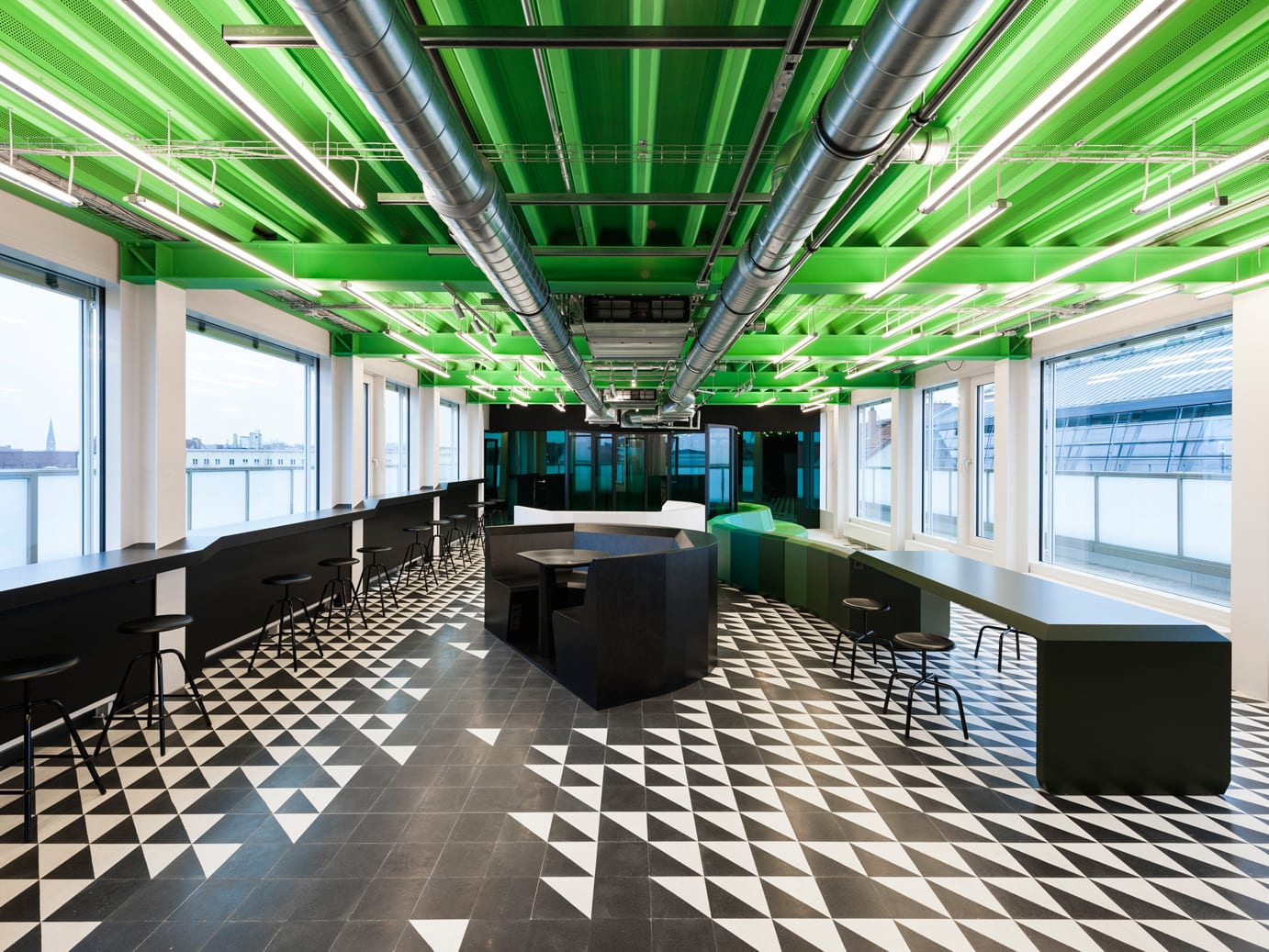 Fischerappelt Office Berlin by Gonzalez Haase AAS | Yellowtrace