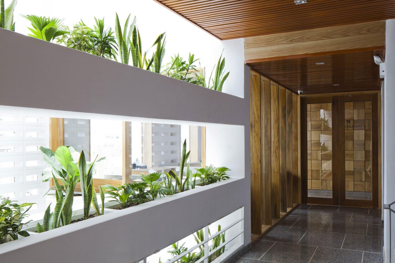 Hotel Golden Holiday in Nha Trang by Trinhvieta Architects | Yellowtrace