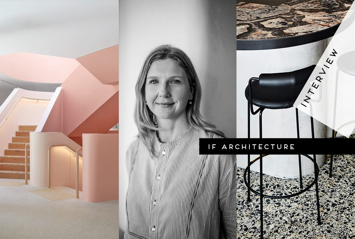 Interview with IF Architecture | Yellowtrace