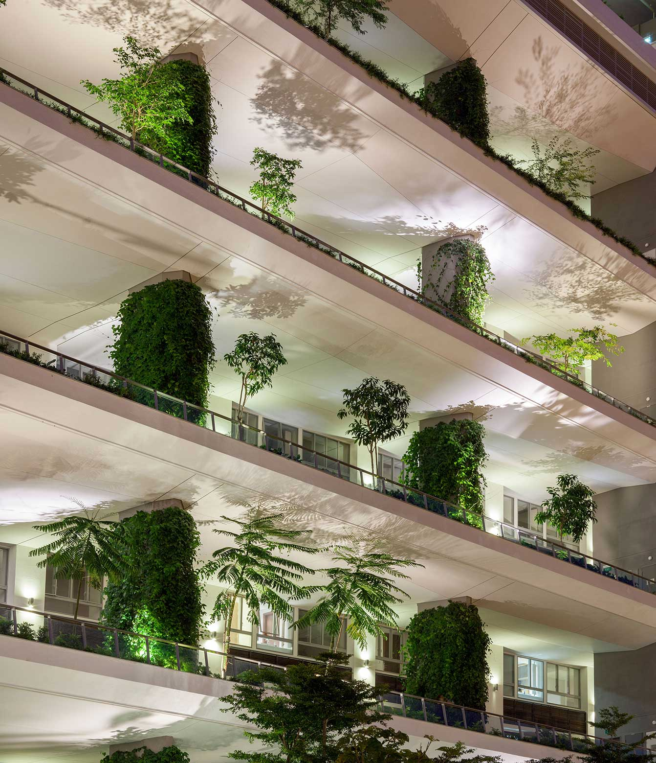 Jardin by DP Architects | Yellowtrace