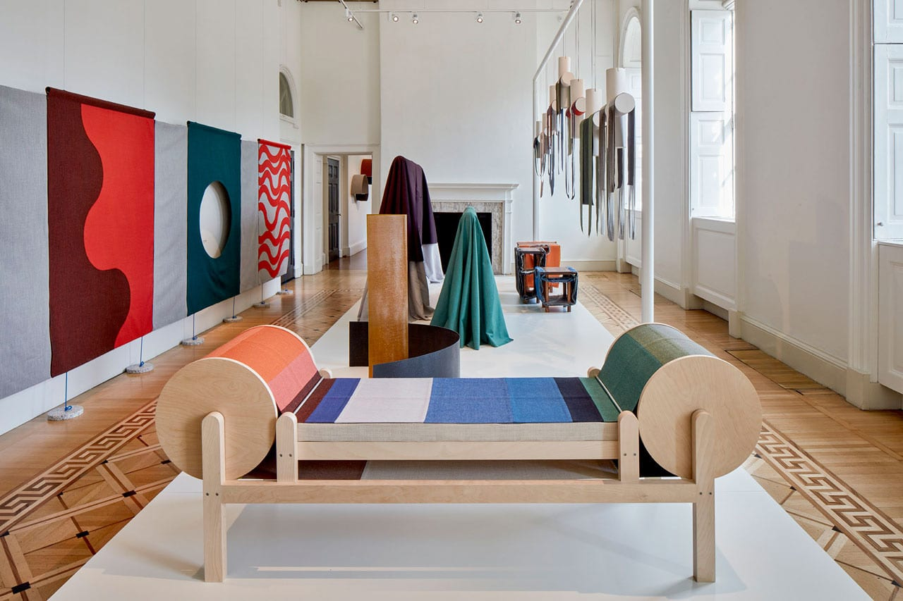 Kvadrat My Canvas at London Design Festival 2017 | Yellowtrace