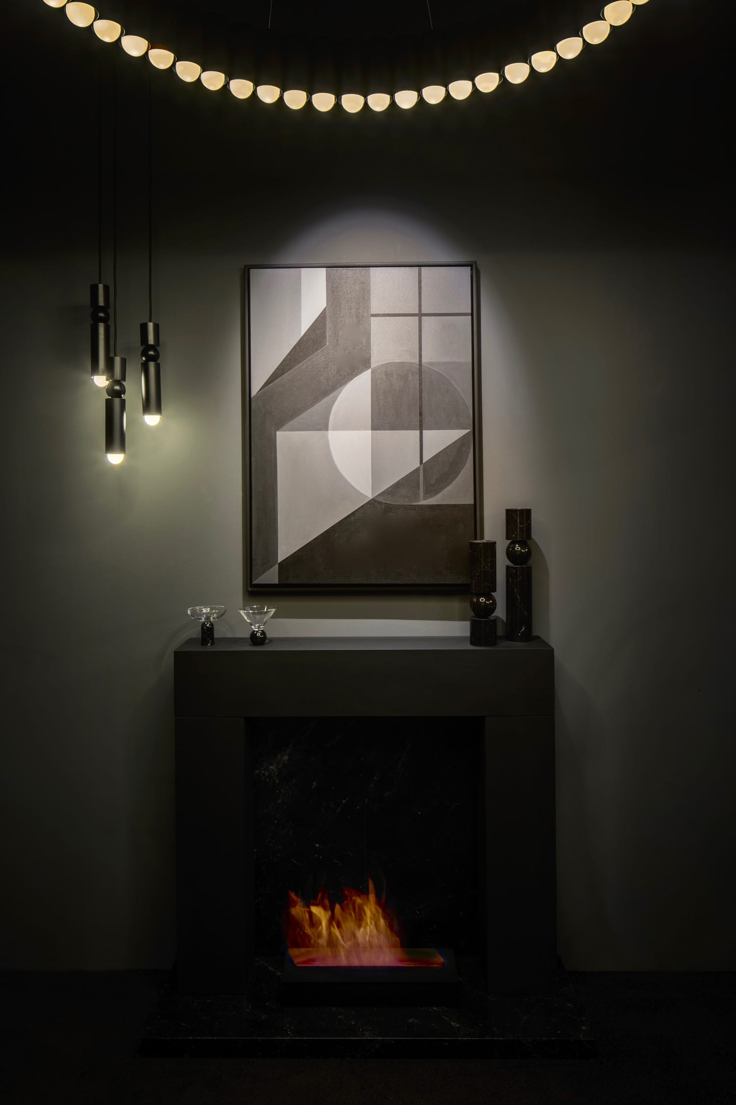 Lee Broom Presents On Reflection at London Design Festival 2017 | Yellowtrace