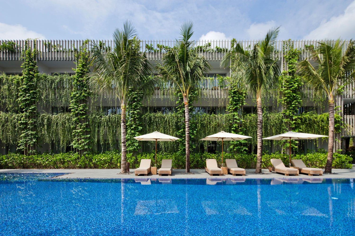 Naman Retreat the Babylon by Vo Trong Nghia Architects | Yellowtrace