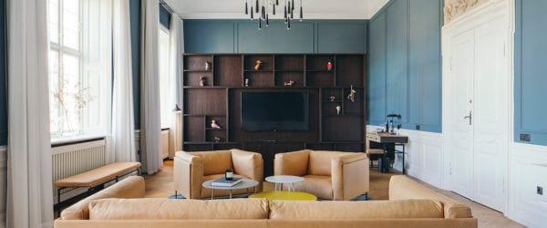 Neoclassicism Meets Contemporary Design at Nobis Hotel Copenhagen Refurbished by Wingårdhs | Yellowtrace