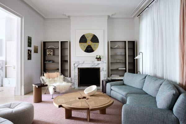 South Yarra Residence by Fiona Lynch   Yellowtrace
