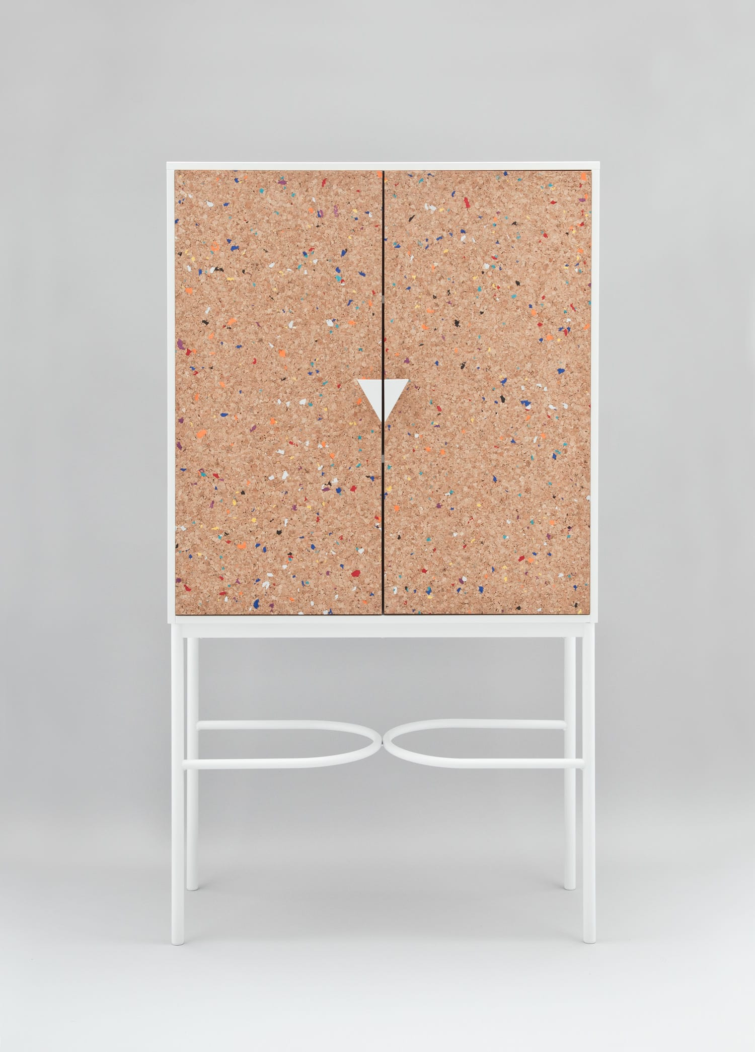 Notebook Cabinet by Maria Gustavsson for Swedish Ninja at Swedish Design Pavilion | Yellowtrace