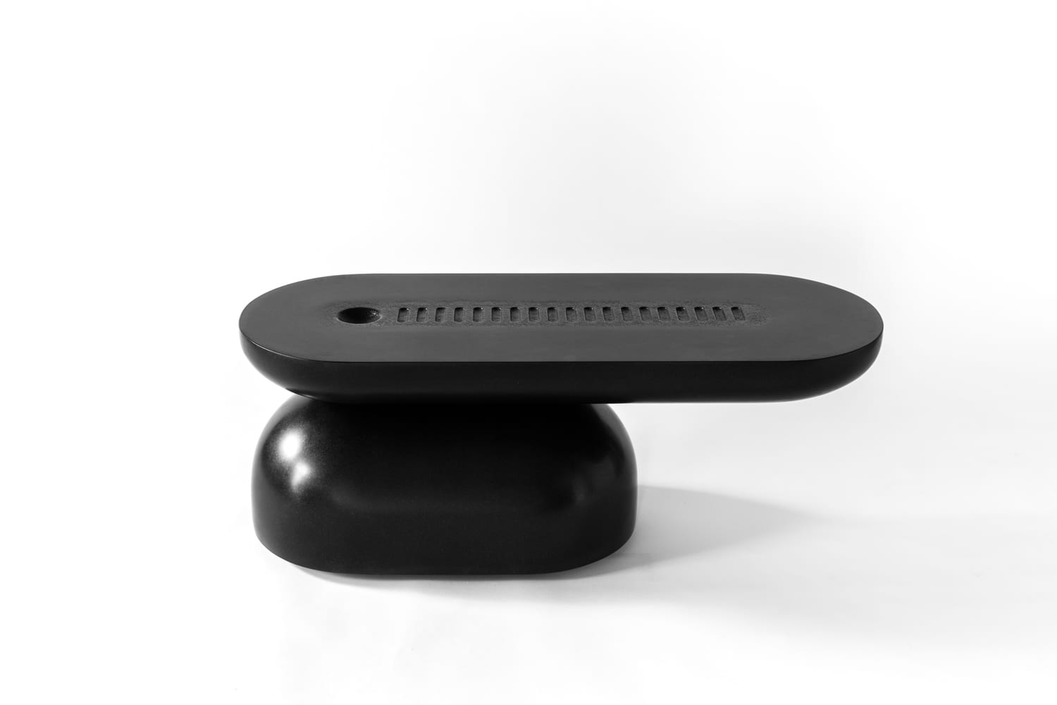 The Offering Stone Table by Glen Baghurst & Kullaro | Yellowtrace