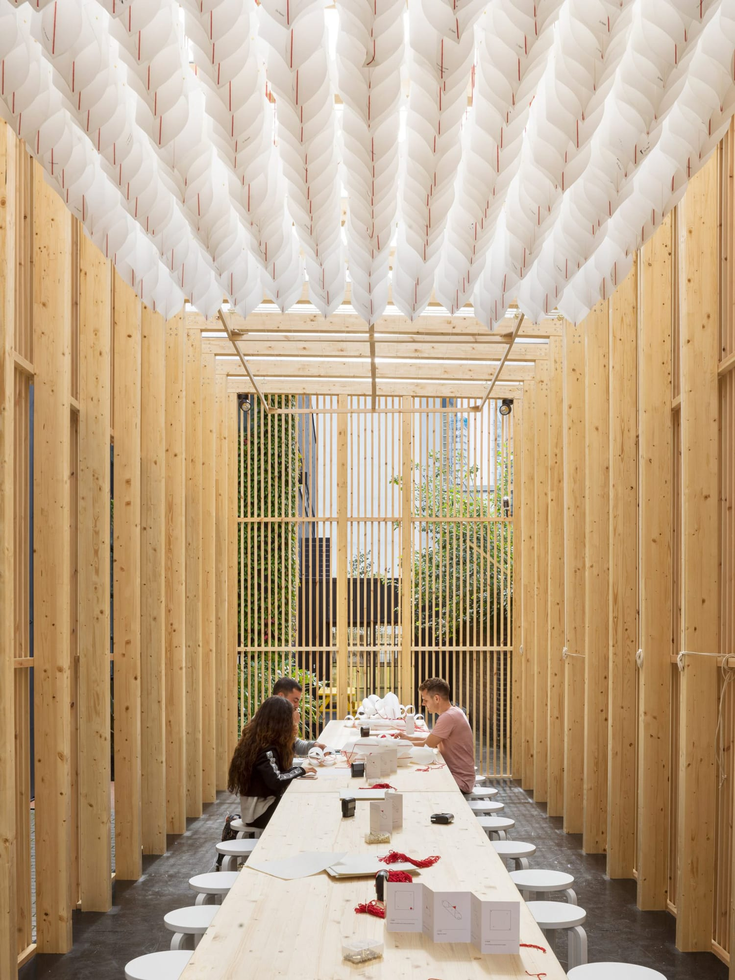 Daydreaming Hub by Universal Design Studio | Yellowtrace