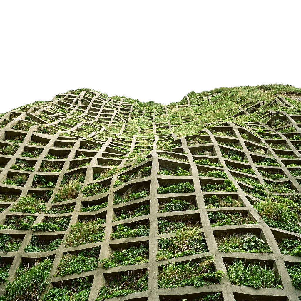 Vertical Garden in Japan by Yasushi Okano | Yellowtrace