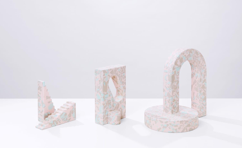 Jesmonite Sculptures by Zuza Mengham | Yellowtrace