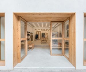 klee klee Fashion Store in Shanghai by AIM Architecture | Yellowtrace