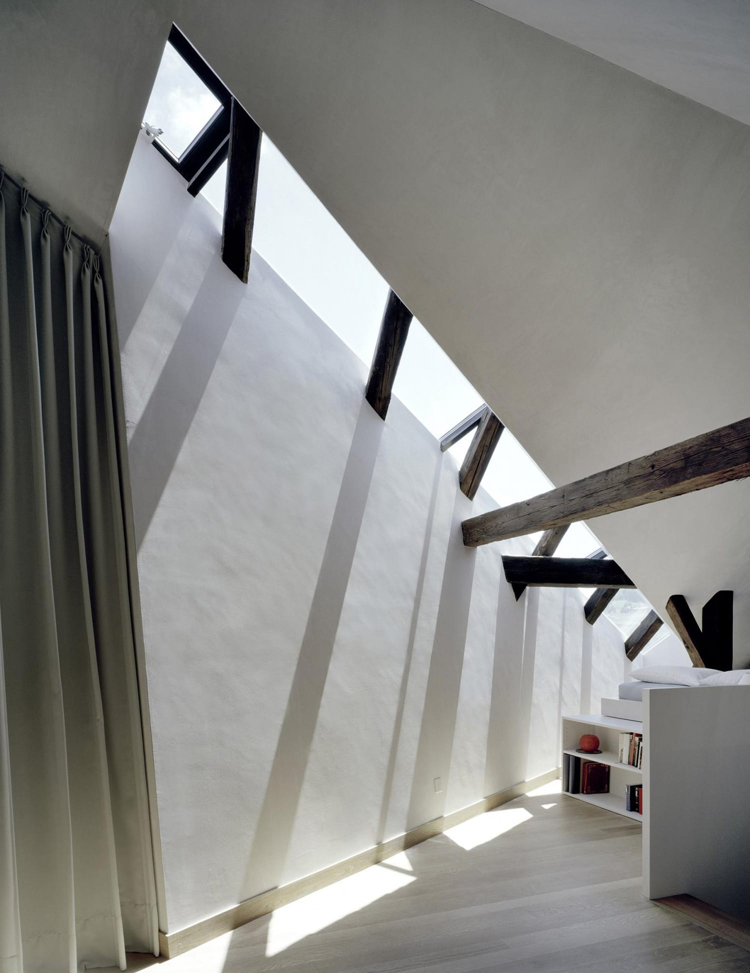 Attic Expansion in Altstadt by Freiluft | Yellowtrace