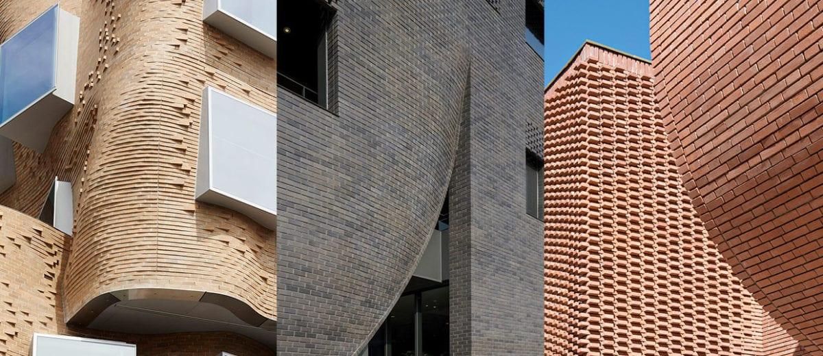 Bricks Decoded Curved Brick Buildings