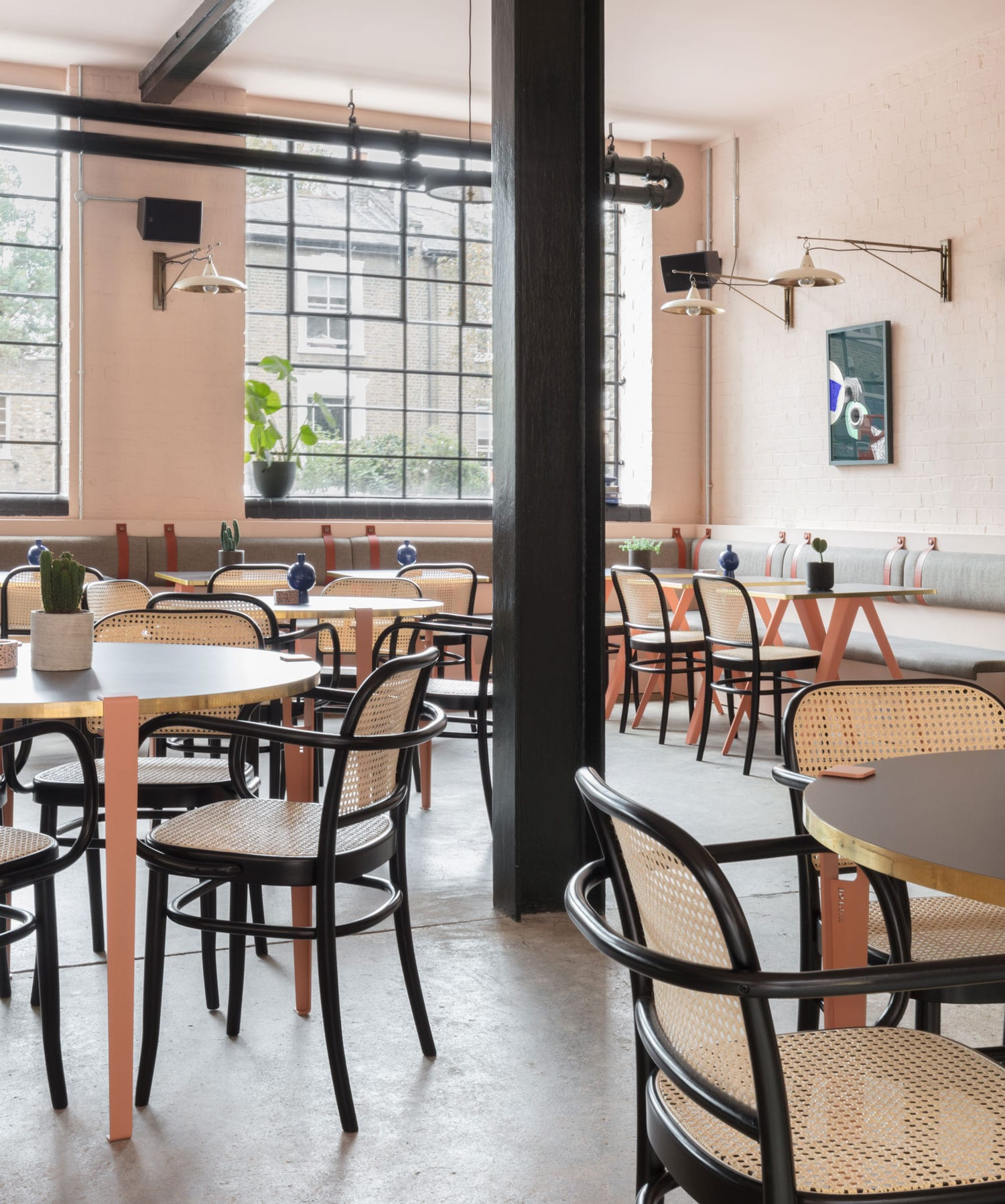 De Beauvoir Block Creative Workspaces in Hackney, London by Sella Concept   Yellowtrace