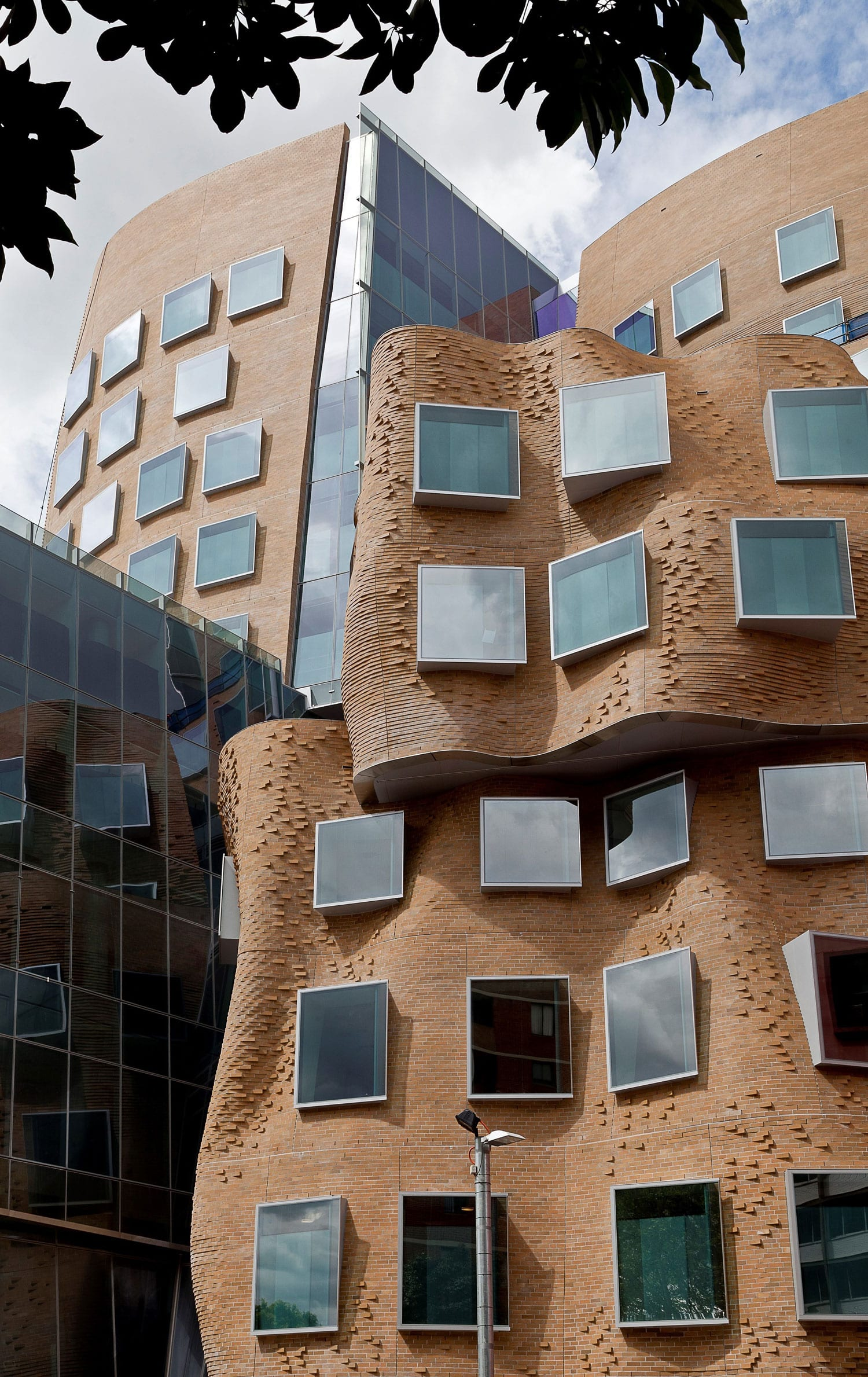 Bricks decoded curved brick buildings curated by Bricks sydney