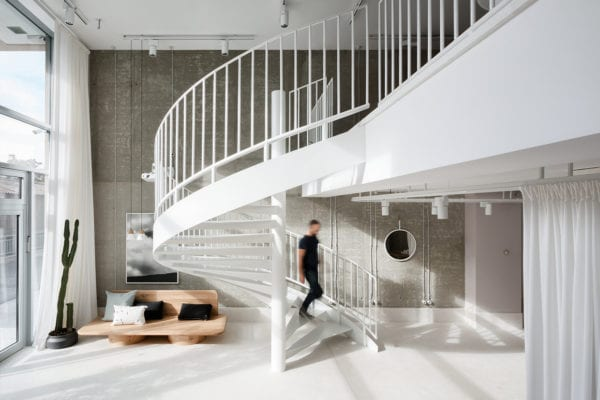 Gir Design Showroom in New Belgrade, Serbia by Studio AUTORI   Yellowtrace
