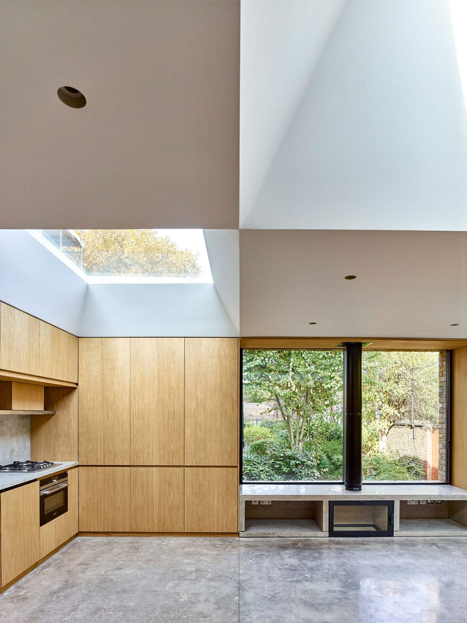 Hidden House by Coffey Architects | Yellowtrace