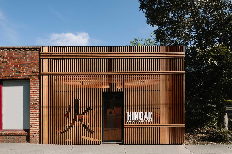 Hinoak Korean Barbecue House In Melbourne By Biasol