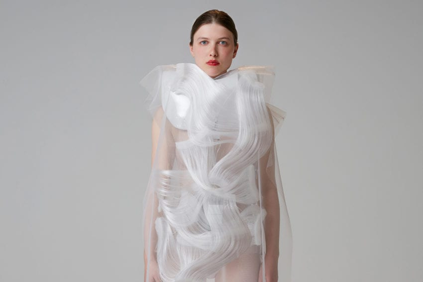 Interactive Clothing with Fingerprint Recognition Technology by Ying Gao | Yellowtrace