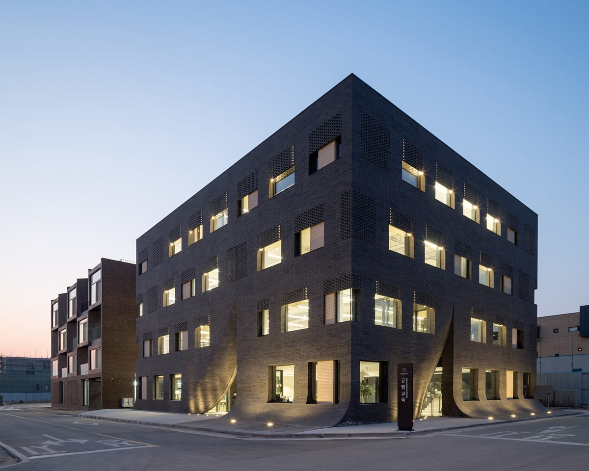 MU M Office Building by Wise Architecture | Yellowtrace