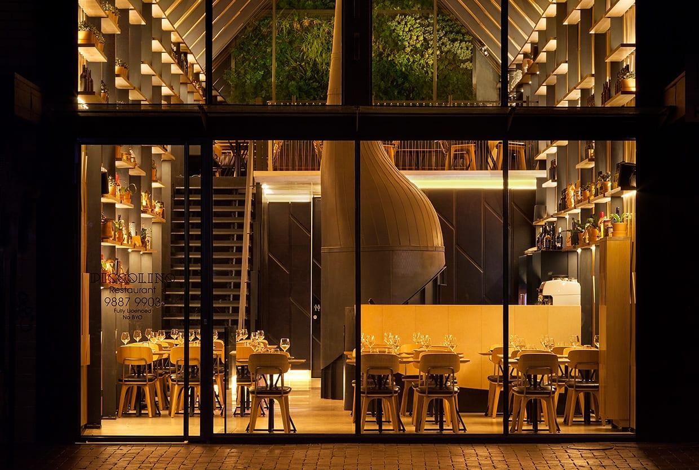 Yellowtrace spotlight global design news december 2017 for Piccolino hotel decor