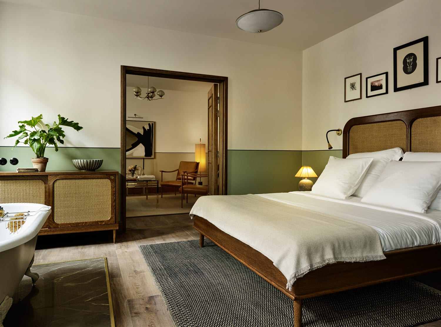 Sanders Boutique Hotel in Copenhagen by Lind Almond Yellowtrace