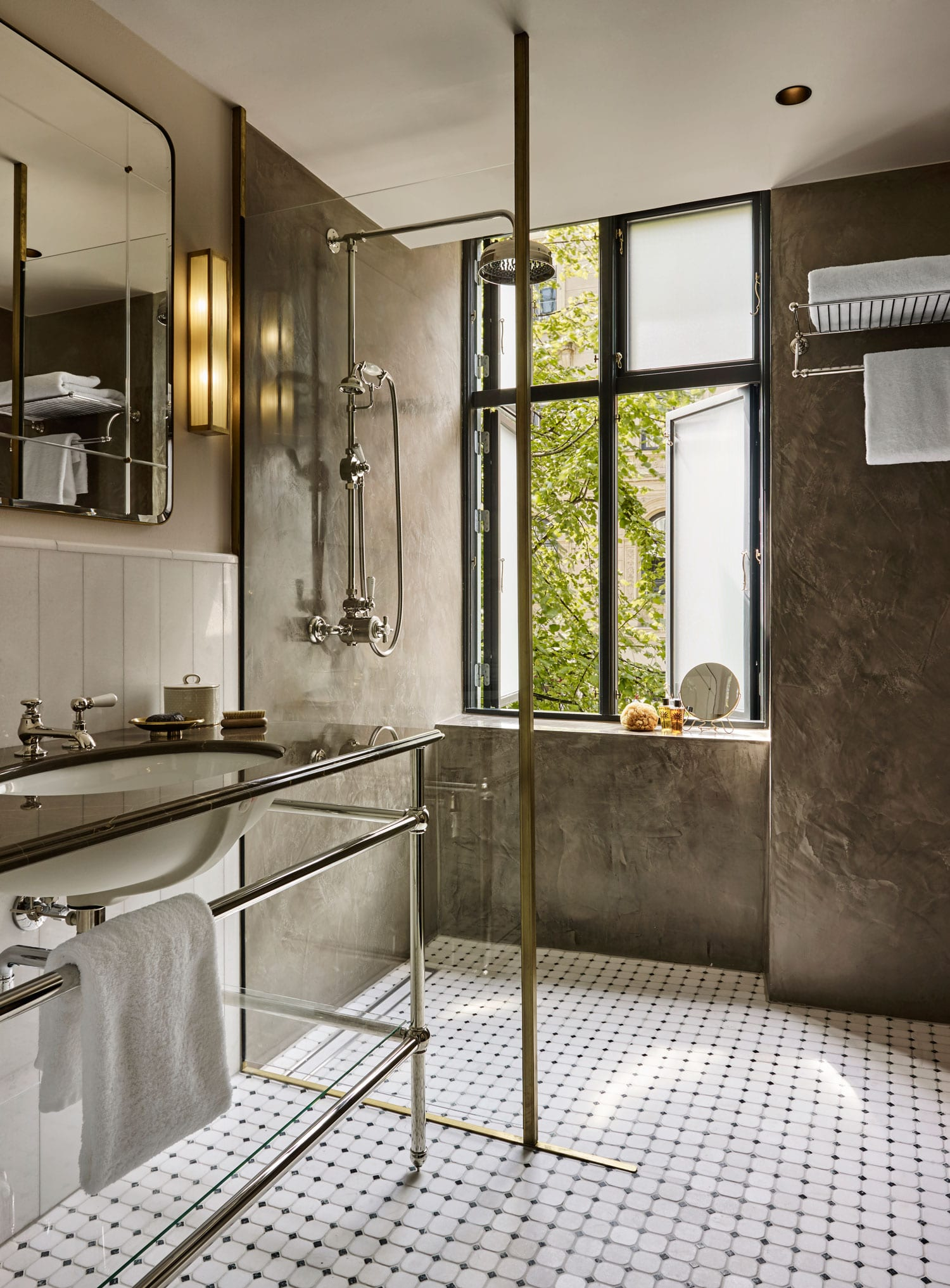 Sanders boutique hotel in copenhagen by lind almond for Design boutique hotels copenhagen