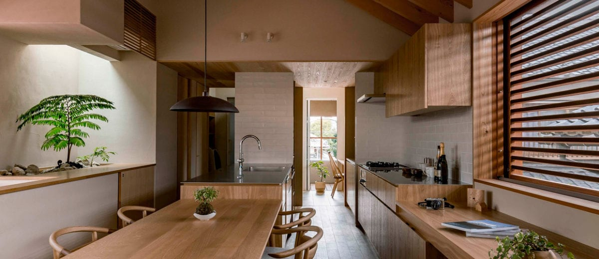 Warm Minimalism Shoei House In Japan By Hearth Architects