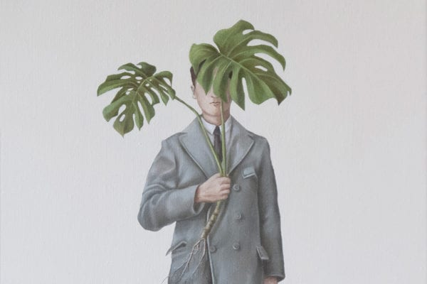 Tongue-in-cheek Oil Paintings by Milan-based artist Aldo Sergio | Yellowtrace