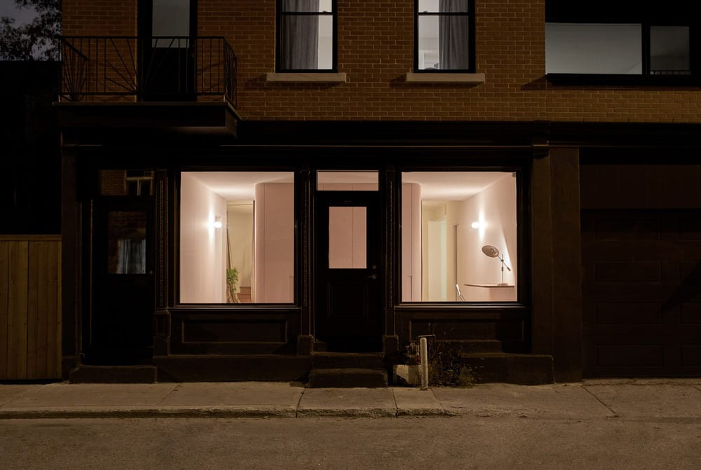 Villeneuve Residence in Montréal, Canada by Atelier Barda architecture | Yellowtrace