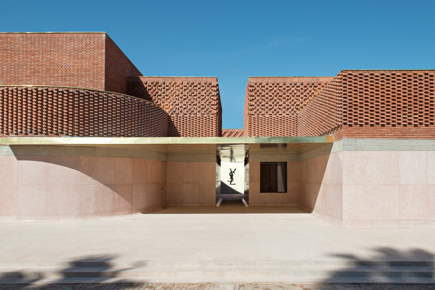 Yves Saint Laurent Museum in Marrakech by Studio KO | Yellowtrace