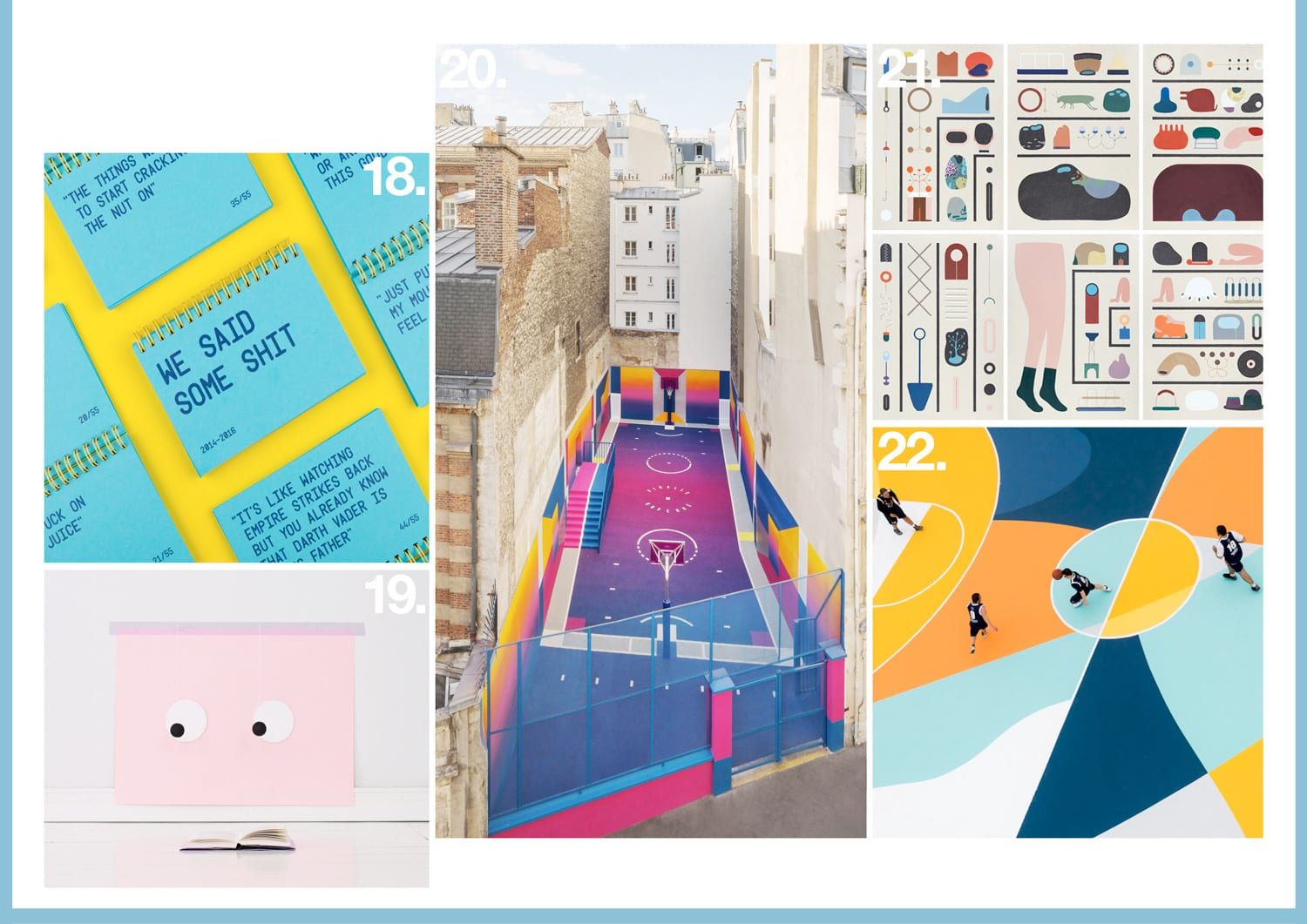 Art, Graphics & Illustrations 2017 Archive | Yellowtrace