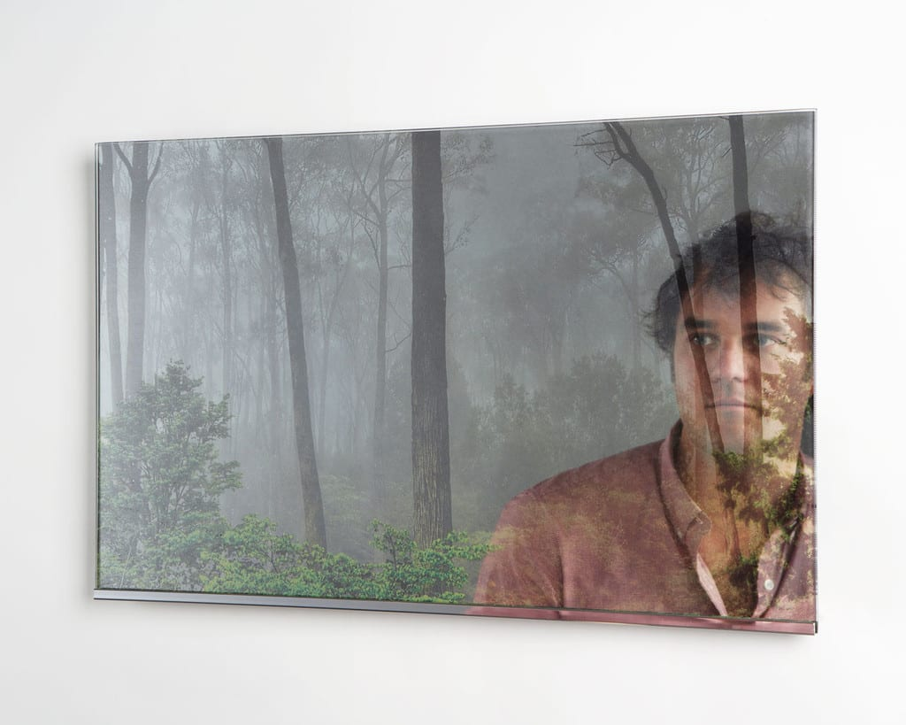 Daydreams Deep Forrest Mirror by Jason Miller | Yellowtrace