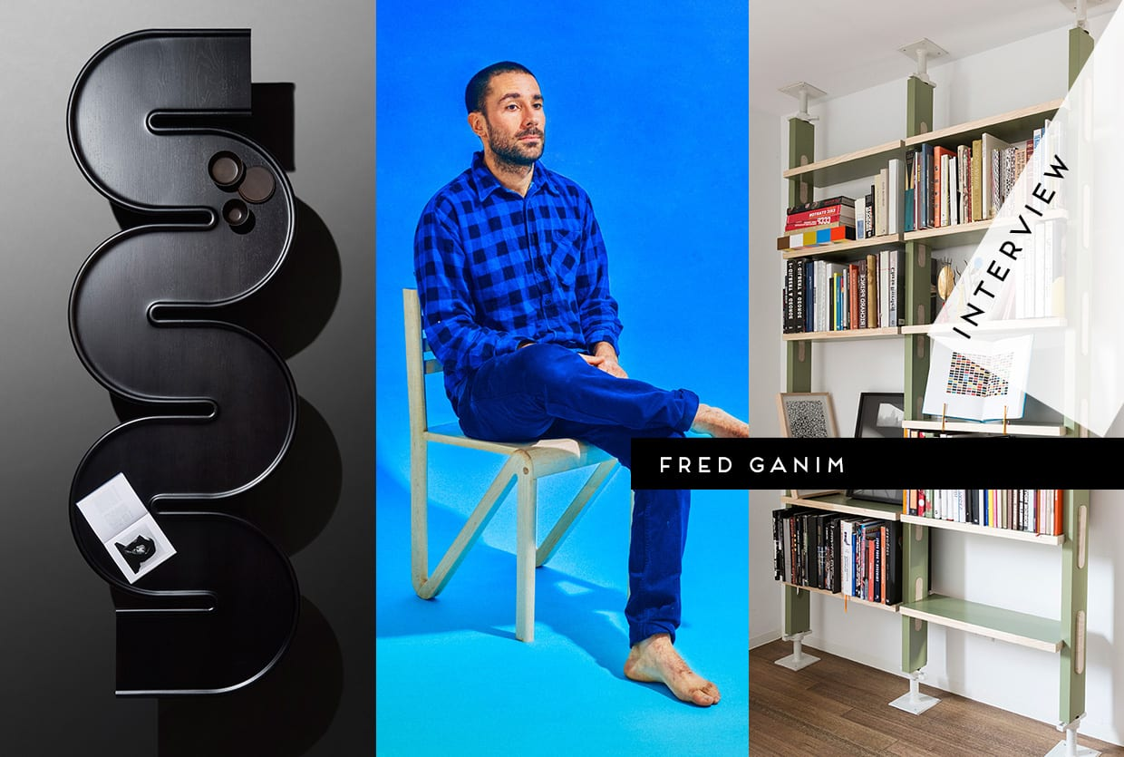 Interview Melbourne Based Furniture Maker Fred Ganim Yellowtrace